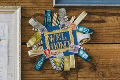 マスキングテープの立体ウエルカムボード Snack Recipes, Snacks, Pop Tarts, Food, Snack Mix Recipes, Appetizer Recipes, Appetizers, Essen, Meals