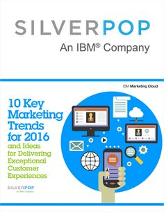 10 Key Marketing Trends for 2016