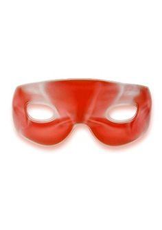 Ouch! Gel Augenmaske - rot - Bondage Toys - Fetish
