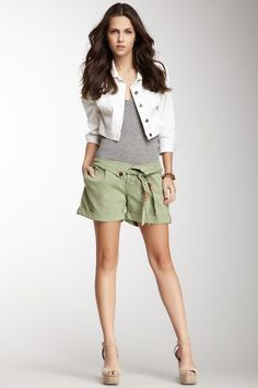 Berkeley Short by What Goes Around Comes Around on @HauteLook