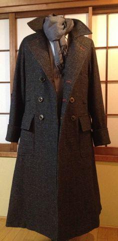 how-to on Sherlock's coat