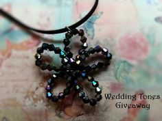 Christmas Giveaway with Handmade Crystal Necklace Gift #1 (international)
