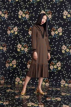 Orla Kiely Resort 2018 Fashion Show Collection