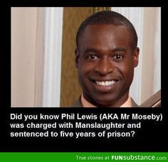 Oh not you mr moseby