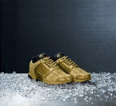 Available Tomorrow Adidas ClimaCool 1 Gold Metallic / Black  Around : 125€ / £95  #Adidas #Inside #Sneakers