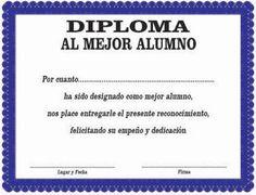 plantillas y fondos para diplomas