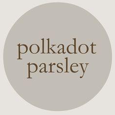 Polkadot Parsley