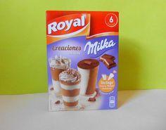 Creaciones Mousse Milka Royal
