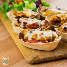 These Low Syn Chicken and Black Bean Mini Tortillas are ideal to satisfy your tortilla cravings. We're huge fans of tortillas, but, as with lots of our favourite things they're not too Slimming World friendly, and the syns soon add up. The Old El Paso Stand 'n' Stuff Soft Mini Tortillas we use in this…