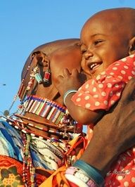African culture. LOVE this photo!