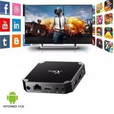 Νέας γενιάς Smart TV Box Android με Ελληνικό Μενού που θα μετατρέψει την τηλεόρασή σας σε οθόνη υπολογιστή σε ένα λεπτό. Με το Smart TV Box Android θα