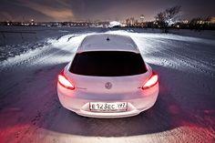 VW Scirocco by Ilia Musaelov, via Behance
