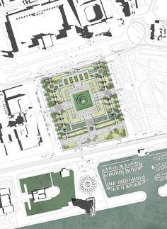 Praça do Império / historic garden competition