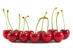 Fresh cherries...