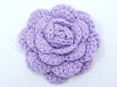 Hey, I found this really awesome Etsy listing at https://www.etsy.com/listing/471304385/crochet-applique-1-x-large-lilac-crochet