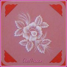Une création de Sylvie, Avec Passion.  Un tutoriel pour débutant ? C'est par ici : http://www.avecpassion.fr/content/169-apprendre-le-pergamano Pergamano, Parchment Craft, Dentelle de Papier.