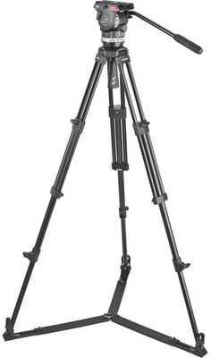 Wishlist // Sachtler ACE M video tripod kit with ground spreader. A good 'budget' tripod for DSLR video.
