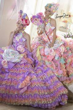 WANT! ...not as a wedding dress, but still! <3