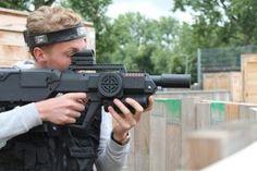 Bedrijfsuitje Amsterdam Laser Game