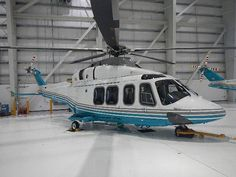2007 Agusta AW139 for sale in the United States => http://www.airplanemart.com/aircraft-for-sale/Helicopter/2007-Agusta-AW139/10847/