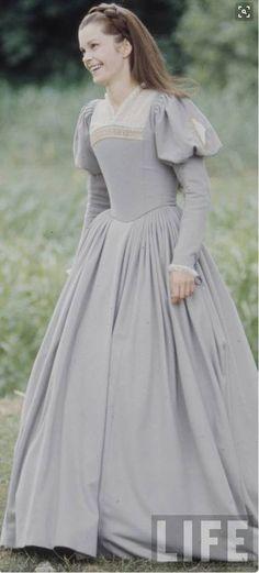 Um verdadeiro vestido digno de uma princesa