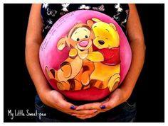 Hermosas ideas para decorar la pancita   Blog de BabyCenter