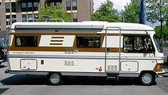 Hymer S660 1983 - Binnen en buiten