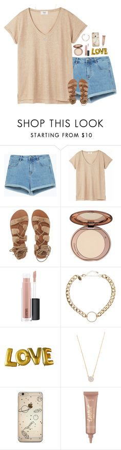 """but still, i rise✨"" by beingrach ❤ liked on Polyvore featuring Zara, Billabong, MAC Cosmetics, Spring Street, Adina Reyter and tarte"
