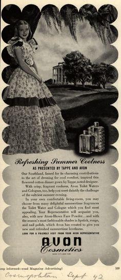 Avon – Refreshing Summer Coolness (1942)