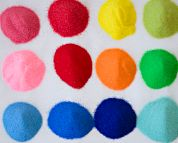 make homemade, natural, non toxic craft supplies! this site is great! watercolors, clay, paper, sand, glitter, glue, etc