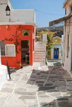 GREECE CHANNEL | Paros, Lefkes, Greece