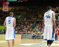 Nicolas Batum - Alexis Ajinça Strasbourg, Tournoi, 2013, Sports, Croatia, Hs Sports, Sport