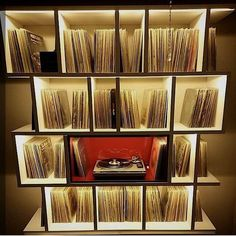 See This Instagram Photo By @djnumark808 U2022 1,216 Likes · Vinyl RoomVinyl  StorageLp StorageStorage IdeasVinyl ...