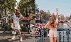 Top Fotospots Amsterdam Amsterdam, White Dress, Dresses, Fashion, Pictures, Vestidos, Moda, Fashion Styles, Dress