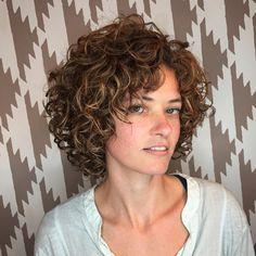 Curly Hair With Bangs, Short Wavy Hair, Curly Hair Cuts, Curly Hair Styles, Short Curls, Curly Pixie, Long Curly, Curly Short Bobs, Short Hair For Curly Hair