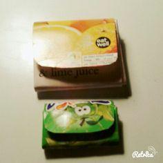 Ways to use old juice cartons...