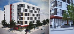apartment structures | The spirit of living in a dynamic part of Portland, at the crossroads ...
