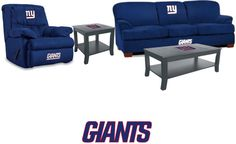 Use this Exclusive coupon code: PINFIVE to receive an additional 5% off the New York Giants Microfiber Furniture Set at sportsfansplus.com