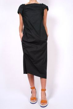 Rachel Comey Studio Dress Black