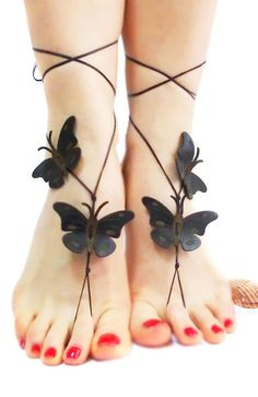 Hey, I found this really awesome Etsy listing at https://www.etsy.com/listing/214975773/black-leather-barefoot-sandal-12-color