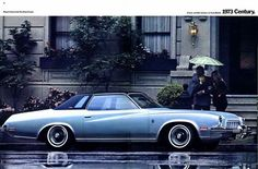 1973 Buick Regal Colonade Coupe Maintenance/restoration of old/vintage vehicles: the material for new cogs/casters/gears/pads could be cast polyamide which I (Cast polyamide) can produce. My contact: tatjana.alic@windowslive.com