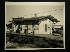 Hewlett Station 1960