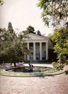 Jack Warner's house