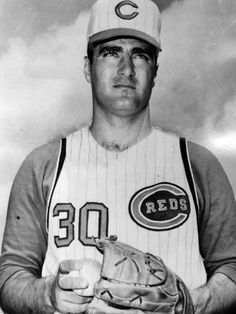 Day 89: Joey Jay, 1961 Reds' All-Star. Photo: Joey Jay (1961-66) became the Reds' first 20-game winner since Ewell Blackwell when he helped the team to the pennant in 1961. Enquirer file photo
