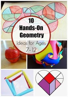 Hands On Geometry Ideas - Grades 2 and Up