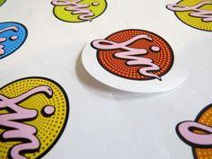 Naklejki sin papier warszawa  samoprzylepny ryzowane