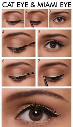 metallic-gold-eyeliner