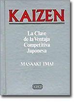 KAIZEN LA CLAVE DE LA VENTAJA COMPETITIVA JAPONESA PASTA DURA MASAAKI IMAI SIGMARLIBROS