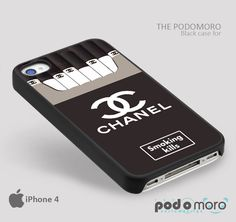 Chanel Cigarettes for iPhone 4/4S, iPhone 5/5S, iPhone 5c, iPhone 6, iPhone 6 Plus, iPod 4, iPod 5, Samsung Galaxy S3, Galaxy S4, Galaxy S5, Galaxy S6, Samsung Galaxy Note 3, Galaxy Note 4, Phone Case
