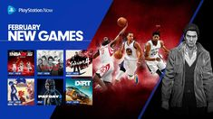 Yakuza 4 & Yakuza 5 Announced For PS Now Lineup for February https://blog.us.playstation.com/2018/02/06/nba-2k16-yakuza-5-and-more-debut-on-ps-now/ #gamernews #gamer #gaming #games #Xbox #news #PS4